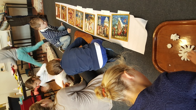 Godly Play 4 E Advent Geheimenis Van Kerst Pgv